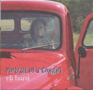 Eli Barsi Portrait of a Cowgirl